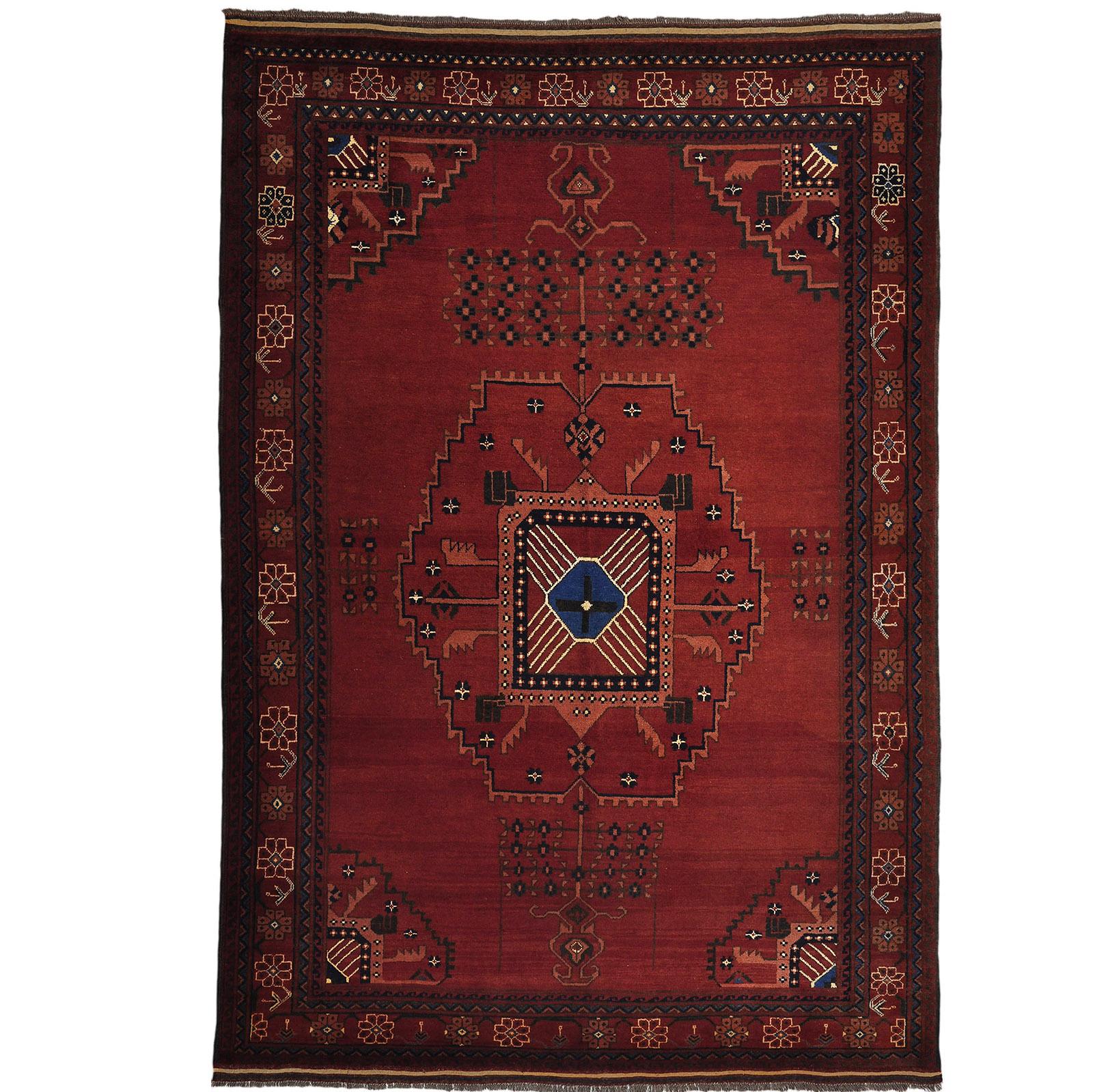 Afghan Mouri matta storlek 284x196 cm