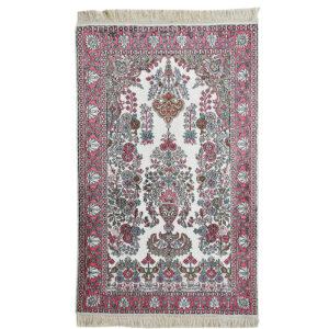 Kashmir silke matta storlek 141x89 cm