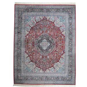 Kina silke 366x274 cm-0