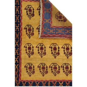 Kashkuli (Loribaft) 194x155 cm-42802