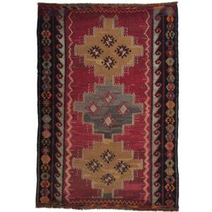 Kelim (Old) matta storlek 251x174 cm