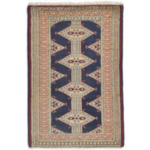 Turkmen matta storlek 90x60 cm