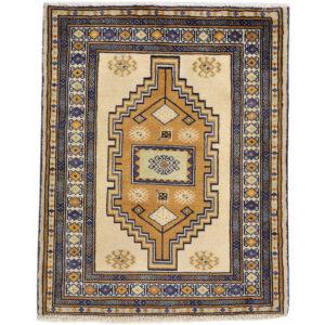 Turkmen matta storlek 79x62 cm