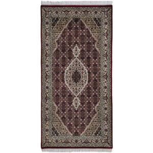 Indo Täbriz matta storlek 142x71 cm