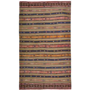 Kelim (old) matta storlek 250x148 cm