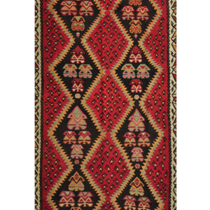 Kelim (old) 368x158 cm-39335