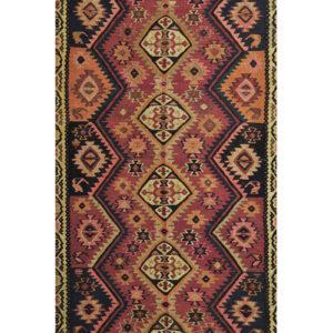 Kelim (old) 410x158 cm-39368