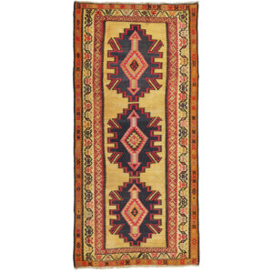 Kelim (old) matta storlek 300x146 cm