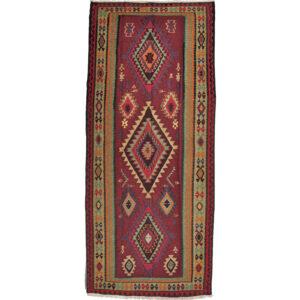 Kelim (old) matta storlek 340x147 cm