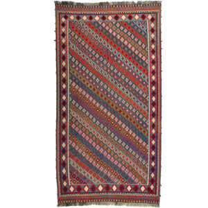 Kelim (old) matta storlek 318x168 cm