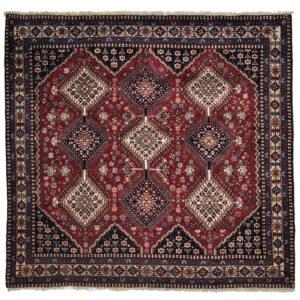 Yalameh matta storlek 204x195 cm