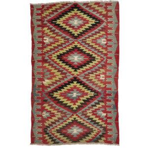 Kelim (old) matta storlek 239x152 cm