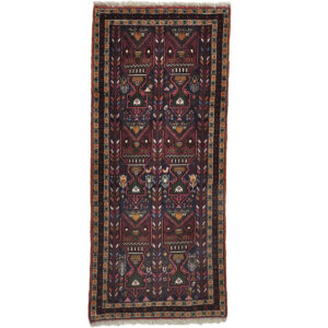 Shahrebabak matta storlek 180x80 cm