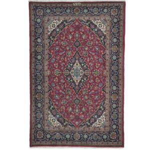 Kashan matta storlek 219x142 cm