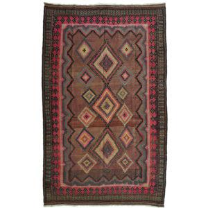Kelim (old) matta storlek 327x202 cm