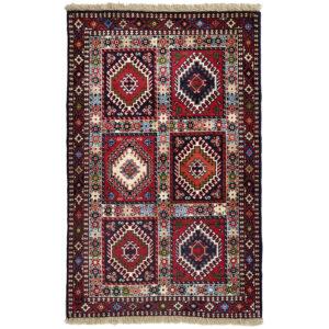 Yalameh matta storlek 125x78 cm