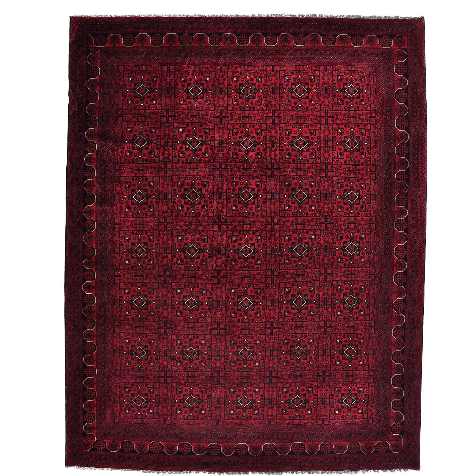 Khan Mohammadi matta storlek 387x298 cm