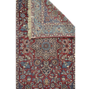 Nain Toudeshk 6LA (Semi Antik) 150x101 cm-42687