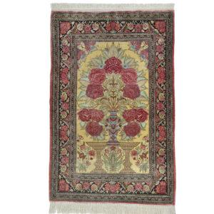 Ghom Silke matta storlek 125x79 cm