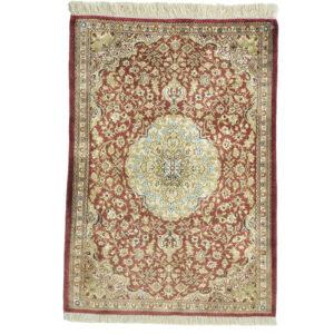 Ghom silke matta storlek 81x57 cm
