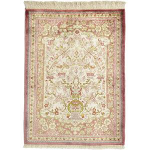 Ghom silke matta storlek 81x60 cm