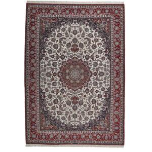 Esfahan matta storlek 369x260 cm