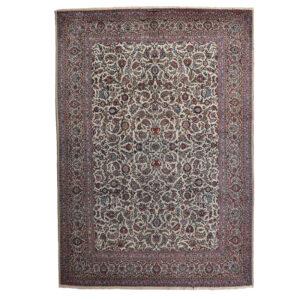 Kashan (Semi Antik) matta storlek 389x271 cm