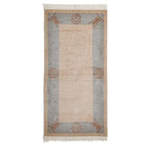Kina Silke matta storlek 140x70 cm