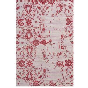 Damask ( Kaprifol röd) 300x200 cm-43409
