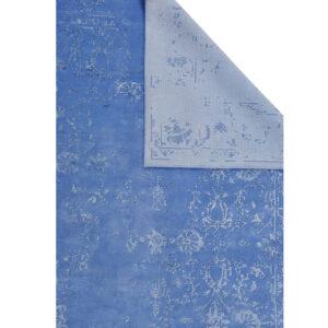 Damask (Stenros blå) 300x200 cm-43433