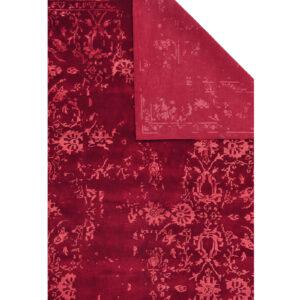 Damask (Kaprifol röd) 300x200 cm-43439