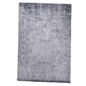 Damask (Koprifol grå) matta storlek 300x200 cm