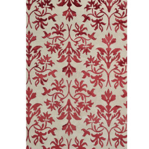 Damask (Lilja röd) 300x200 cm-43481