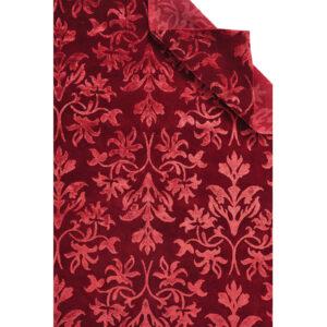 Damask (orkidé röd) 300x200 cm-43489
