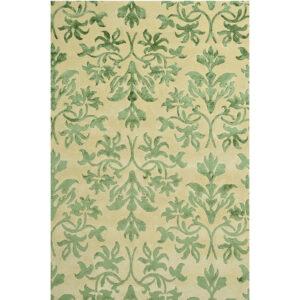 Damask (Lilja grön) 300x200 cm-43497