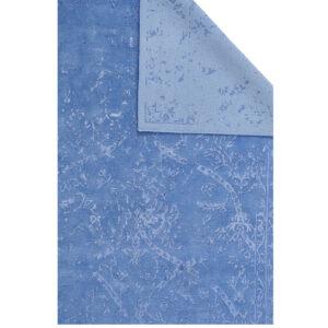 Damask (Stenros blå) 300x200 cm-43528