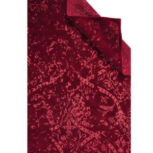Damask (Stenros röd) 300x200 cm-43535
