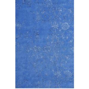 Damask (Stenros blå) 240x170 cm-49510