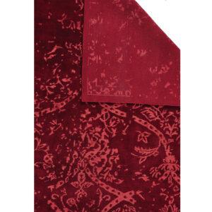 Damask (Stenros röd) 240x170 cm-43801