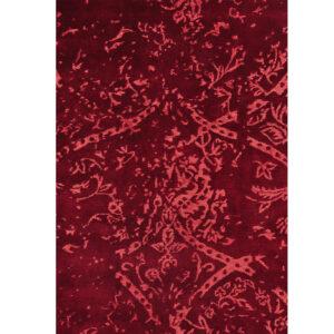 Damask (Stenros röd) 240x170 cm-43800