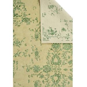 Damask (kaprifol grön) 240x170 cm-43871