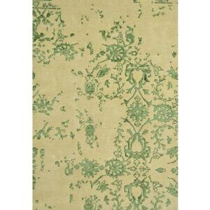 Damask (kaprifol grön) 240x170 cm-43872