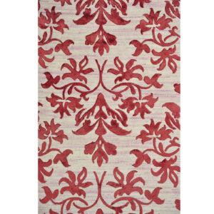 Damask (Lilja röd) 240x170 cm-43862