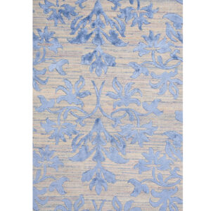 Damask (lilja blå) 240x170 cm-43908