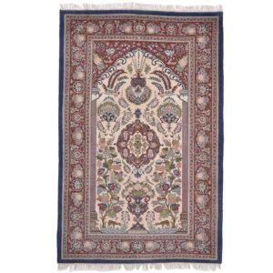 Indo Kashan matta storlek 220x144 cm