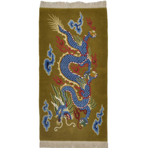 Kina old matta storlek 185x92 cm