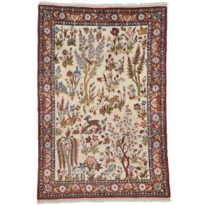 Esfahan Old matta storlek 148x101 cm