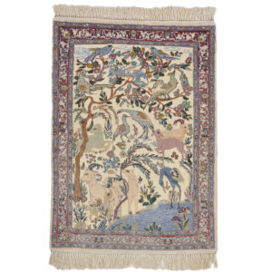 Esfahan Old matta storlek 94x70 cm