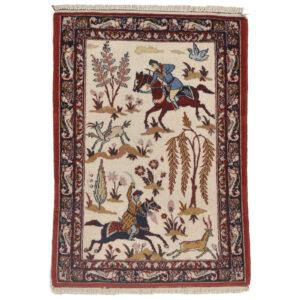 Esfahan Old matta storlek 88x60 cm