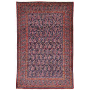 Ghom (Semi Antik) matta storlek 212x139 cm